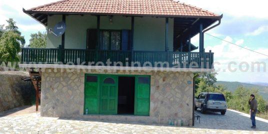 PAJSIJEVIĆ-Okolina Kragujevca -Kuća 200m2+260ari–145.000 E