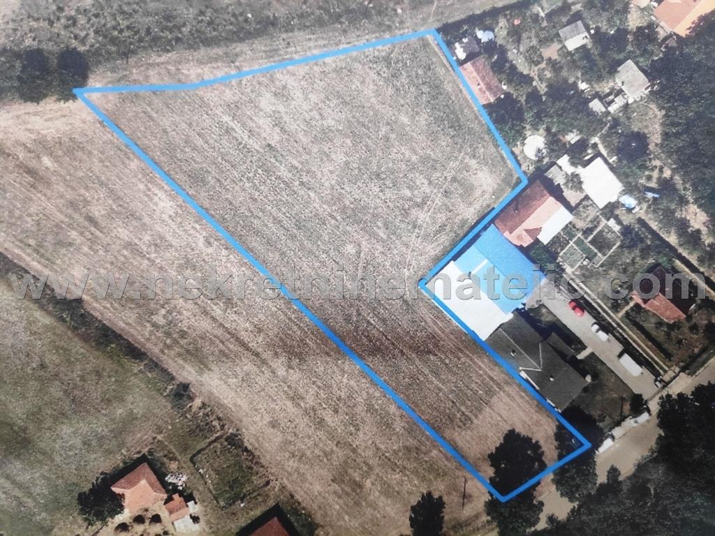 PLAC 43 ARA,ŠUMARICE-DIVOSTIN,GRAĐEV.ZEMLJIŠTE–1350E/ARU